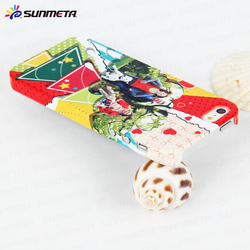 Factory directly Sunmeta blank sublimation heat press mobile phone cover (IP5)
