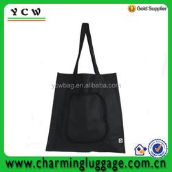 Foldable shopping bag recyclable non woven bag