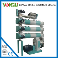 high efficiency livestock and poultry feed mill with CE certification