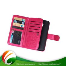 hottest shockproof wallet flip leather case for iphone 3gs