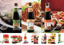 Chinese cuisine seasoning and sauces