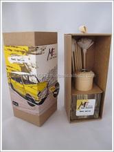 45 ml Thailand Car Aroma Air Freshener Auto Perfume Diffuser Fragrance Melon