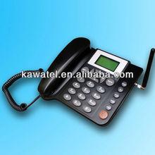 850/900/1800/1900MHZ GSM Desktop Phone Simple operation