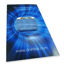 Customized mobile phone microfiber screen cleaner