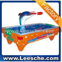 LSJQ-309 Dolphin Air Hockey hot sale redemption game machine amusement lottery ticket machine arcade game machine