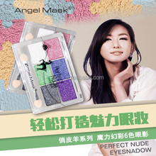 Magic dream eyeshadow ANGEL MASK nude eyeshadow palette shiny eye make-up