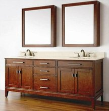 "60"" Double Sink Bathroom vanity"