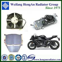 New design motorcycle radiator with great price