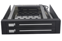 unestech 2.5in single bay floppy drive SATA/SAS hdd tray caddy carrier for computer accessories rack