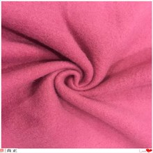 100% Polyester Thermal Function One Side Brushed Fleece