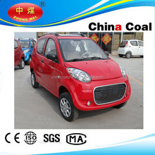 China coal group factory price lithium-ion batteries 2-5 seats electric car