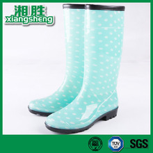 cheap plastic jelly rain boots shoes for women
