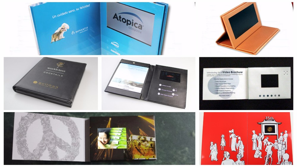 video card & brochure 2