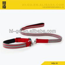 trending hot products neoprene padded nylon webbing dog leash
