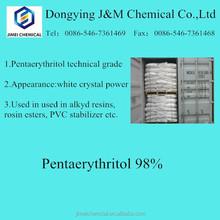 Factory offer mono pentaerythritol 98 high quality