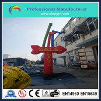 hot selling inflatable car wash air tube for sale/inflatable car wash sky dancer for advertising for sale