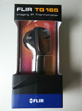 FLIR TG165 Thermal Imaging IR Thermometer camera Micro USB, dual laser