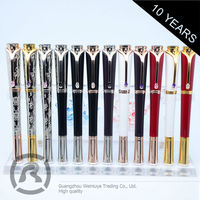 Popular Oem Service White Gel Pen With Logo