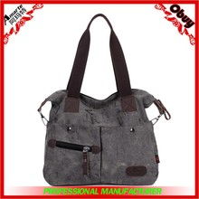 Newest special shopping canvas bag canvas shopping bag