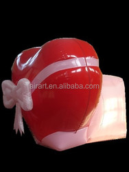 new product exhibition inflatable inflatable blasting ball