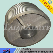 cutom belt pulley,metal casting machinery spare parts,farm equipment spare parts.