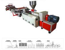 SHANSU PVC Foam Board Machine for package materials