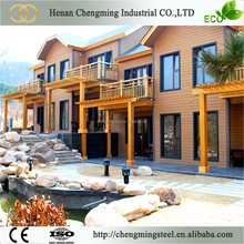 Easy And Quick Assembly Modern Firm Luxury Movable Container Prefabricated House