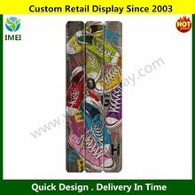 "wood sign decoration/ shoes shop tips/ hand paint 12X32"" YM3-016"