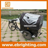 durable and confortable yuba mundo cargo bike usa
