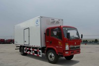 Used 10 Ton Box Refrigerated Truck