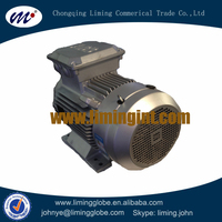 ABB M2SE Series 4-Pole 90KW Low Voltage Three Phase AC Induction Fume Extraction Electric Motor
