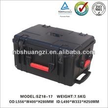 Portable plastic laptop plastic protective case