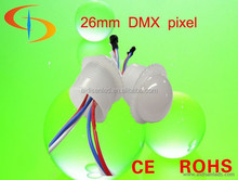 26mm 12 volt led pixel lights used ferris wheels for sale
