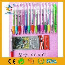 pull out cheap banner pen,cheap pull out banner pen,roller pen