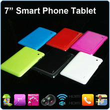 """7"""" Super slim smart phone tablet PC Allwinner A13 Cortex A8 1.2GHz android 4.0 capacitive touch screen"""
