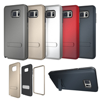 3 in 1 PC Hard Case For Samsung Galaxy Note 5, TPU PC Card Holder Phone Case for Galaxy Note5 Case