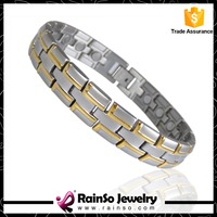 Top Sale Simple Design Stainless Steel Fashion Bracelets And Bangles For Big Wrist
