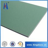 Aluminum cladding decorative metal sheets for walls