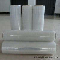 Plastic PVC stretch film