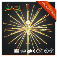 Super Energy Saving best fireworks assortment, led lighted flower tree LED fireworks light