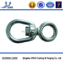 China Supplier 5 times G401 stainless steel eye swivel rings