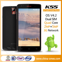 Univercial chinese android super thin cheap smartphone phones