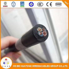 Electrical mining power cable 4*185mm2 cables power cable for coal mine