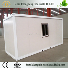 Easy And Quick Assembly Antiseismic Ecofriendly Real Estate Used Containers Houses