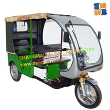 2015 Newest luxury electric tricycle for passenger taxi rickshaw, 60v 1200W MAGNET MOTOR