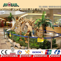 BYYS--Excavation New Style Discover Dinosaur Skeleton