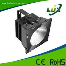 CE & RoHs approved 5 years warranty 110v 230v 500 watt flood with meanwell driver inside