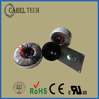 CE ROHS approved With 2-year product warranty 230V 12V power toroidal transformer, toroidal transformer 220V 24V 500W