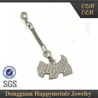 New Pattern Sgs Parrot Charm