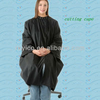 design hair cutting cape pattern